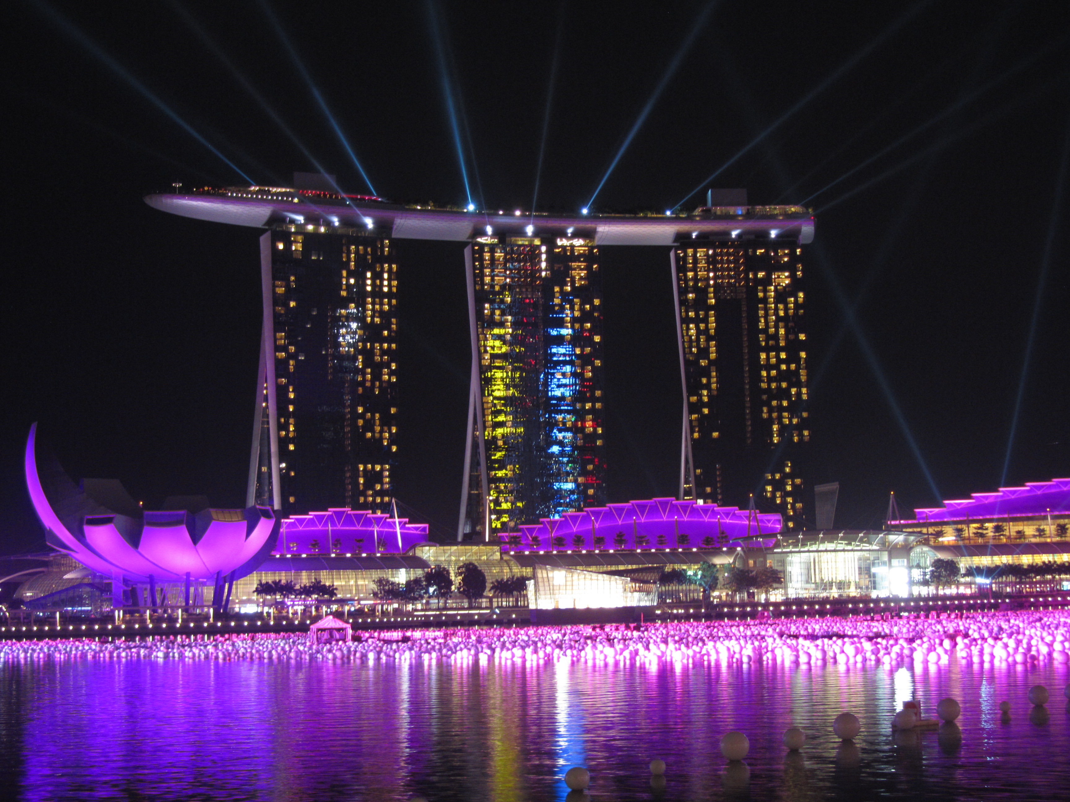 SINGAPORE – Marina Bay Sands – Airline Staff Rates