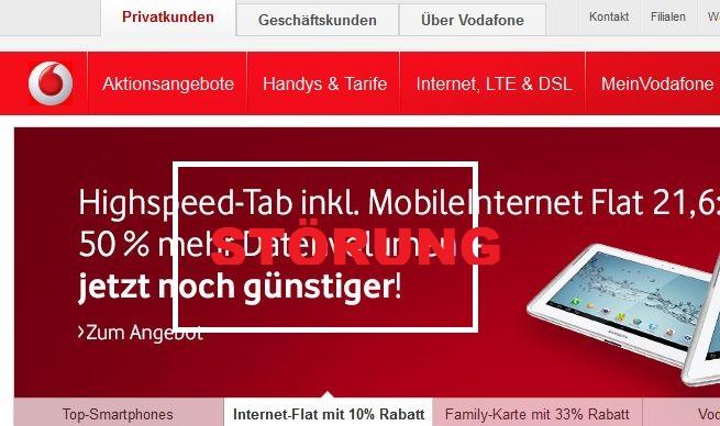 vodafone internet st rung in berlin statt 6000er leitung. Black Bedroom Furniture Sets. Home Design Ideas