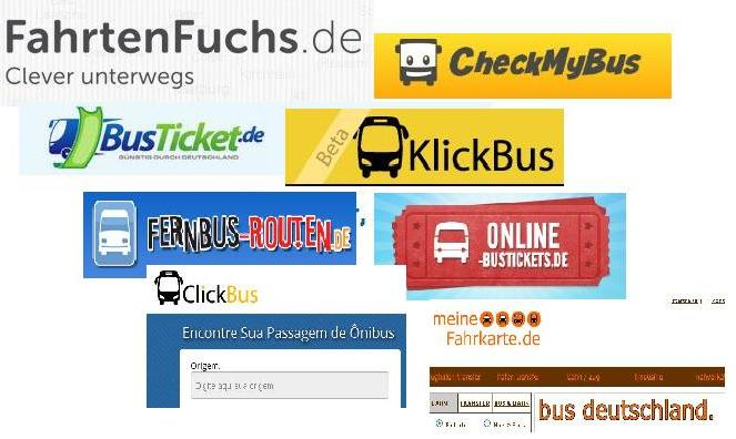 fernbusse ticket metasearch der samwer br der e commerce netz trends. Black Bedroom Furniture Sets. Home Design Ideas