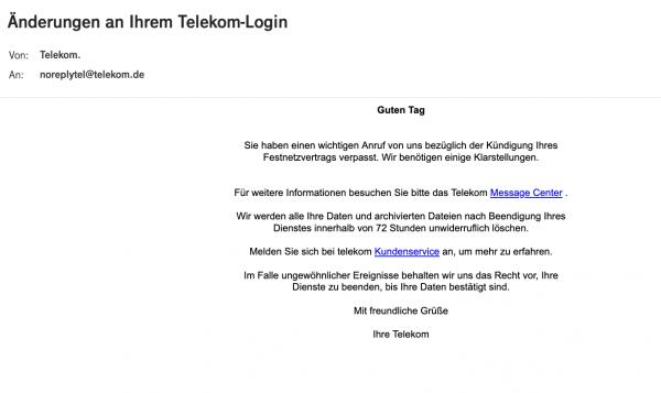 Kundenservice login telekom Telekom Kundenservice
