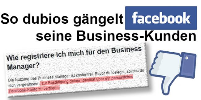 fake facebook account erstellen